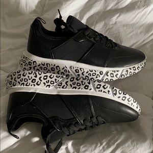Aldo cheetah sneakers. Never worn